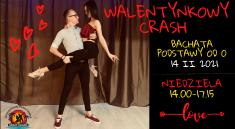 walentynki walentynkowy crash bachata podstawy od 0 great island