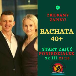 bachata 40+