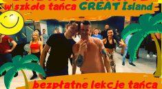 grafik great island salsa bachata kizomba high heels łodź kursy tańca szkoła