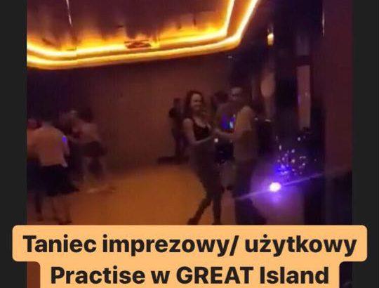 taniec imprezowy użytkowy