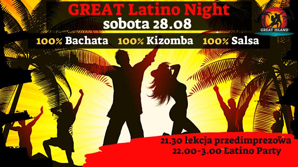 latino part salsa bachata kizomba